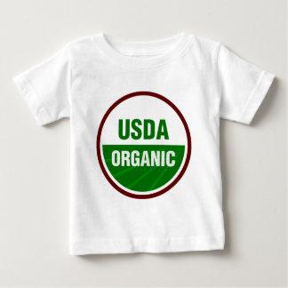 USDA Organic certificate Baby T-Shirt