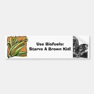 Use Biofuels! Bumper Sticker