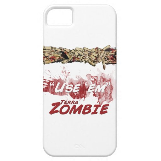 Use em iPhone 5 cover