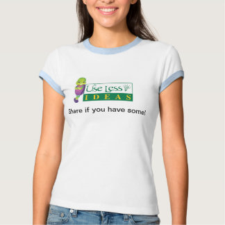 Use Less and Save the Earth! T-Shirt