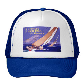 Use Railway Express For Speedy Delivery Hats