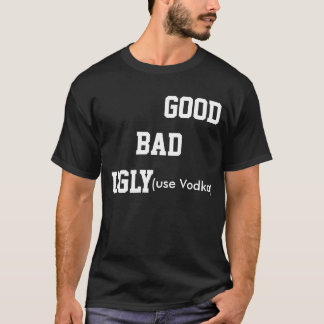 Use Vodka T-Shirt