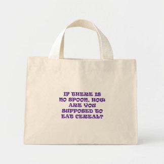 Use Your Imagination Mini Tote Bag