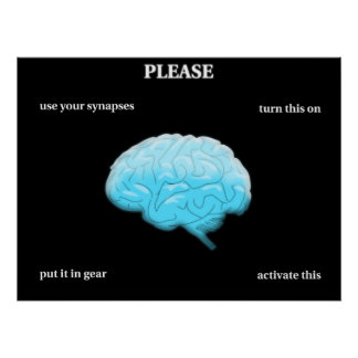 Use Your Synapses Poster