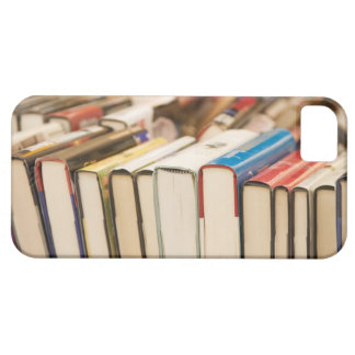 Used books at a rummage sale barely there iPhone 5 case