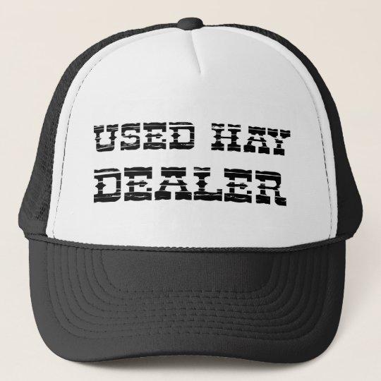 Used Hay Dealer Trucker Hat