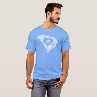 Used I Love South Carolina State Men's T-Shirt