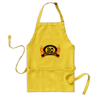 Used Parts Expert 90th Birthday Gifts Standard Apron