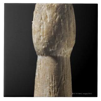 Used Wooden Drumstick Tile