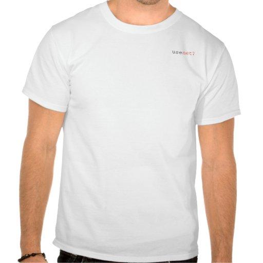 usenet? use easynews.com shirt