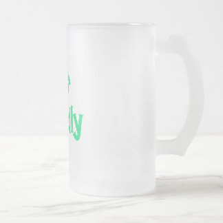 User Friendly Computer Products Frosted Glass Mug