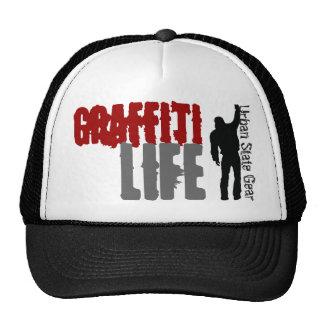 USG Graffiti Life caps Cap