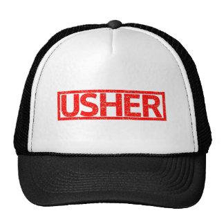Usher Stamp Cap