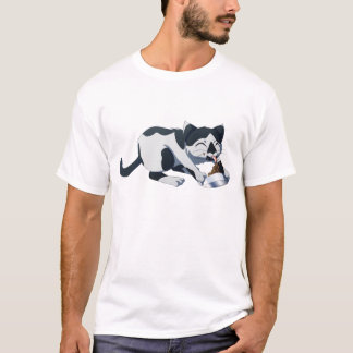 Ushi Cat T-shirt