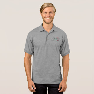 Using behavioral science to save the world polo shirt