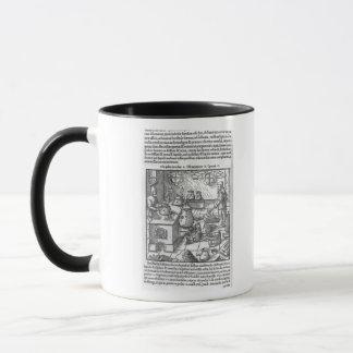 Using Sulphur Mug