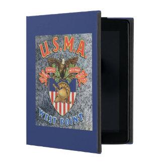 USMA West Point Seal Scene iPad Cases