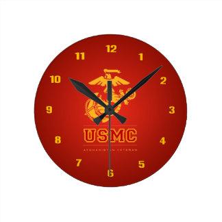 USMC Afghanistan Veteran Wallclocks