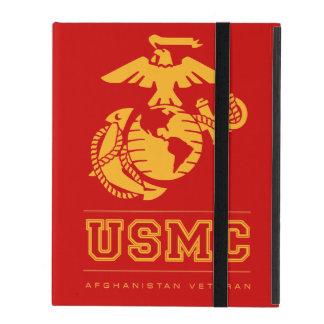 USMC Afghanistan Veteran iPad Case