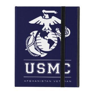 USMC Afghanistan Veteran iPad Folio Case