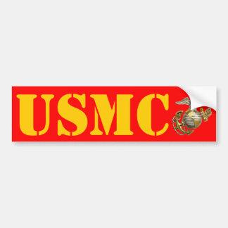 USMC BUMPER STICKER