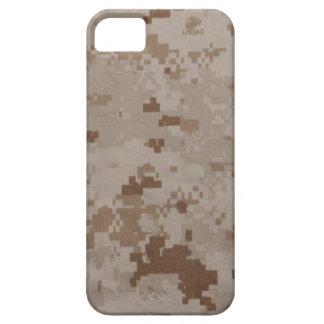 USMC Desert Camouflage iPhone 5 Cases