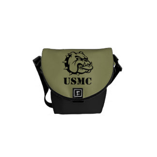 USMC Dog Courier Bag