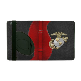 USMC Eagle, Globe & Anchor (EGA) [3D] Case For iPad