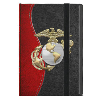 USMC Eagle, Globe & Anchor (EGA) [3D] Cover For iPad Mini