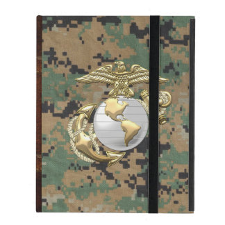 USMC Eagle, Globe & Anchor (EGA) [3D] iPad Cover