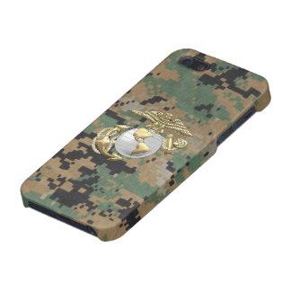 USMC Eagle, Globe & Anchor (EGA) [3D] iPhone 5 Cases