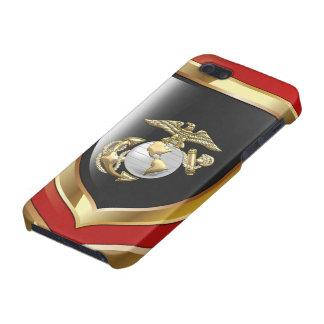 USMC Eagle, Globe & Anchor (EGA) [3D] iPhone 5 Covers