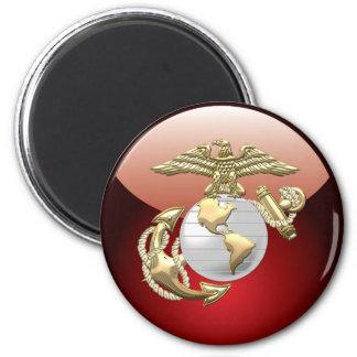 USMC Eagle, Globe & Anchor (EGA) [3D] Magnets