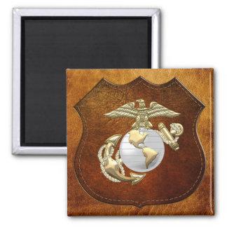 USMC Eagle, Globe & Anchor (EGA) [3D] Refrigerator Magnets