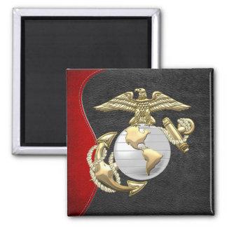 USMC Eagle, Globe & Anchor (EGA) [3D] Magnet