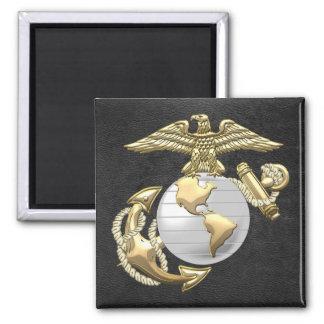 USMC Eagle, Globe & Anchor (EGA) [3D] Fridge Magnet
