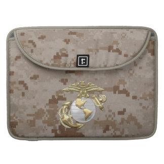 USMC Eagle, Globe & Anchor (EGA) [3D] Sleeve For MacBooks