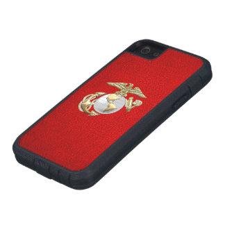 USMC Eagle, Globe & Anchor (EGA) [3D] Tough Xtreme iPhone 5 Case
