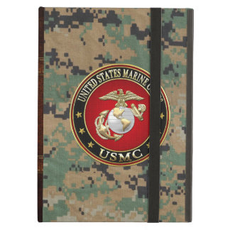 USMC EGA [Special Edition] [3D] Case For iPad Air