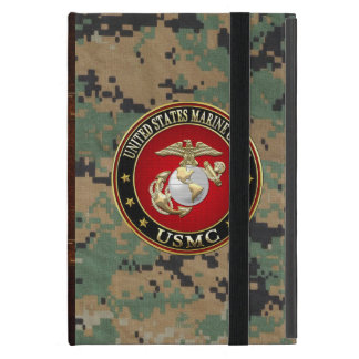 USMC EGA [Special Edition] [3D] Case For iPad Mini