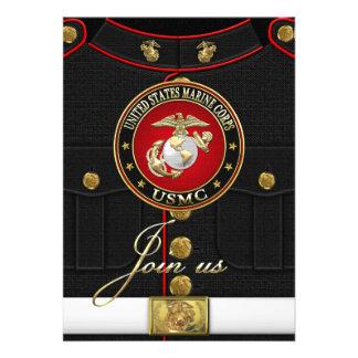 USMC EGA Special Edition 3D Card