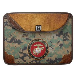 USMC EGA [Special Edition] [3D] MacBook Pro Sleeve