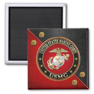 USMC EGA Special Edition 3D Magnets