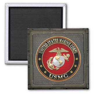 USMC EGA [Special Edition] [3D] Refrigerator Magnets
