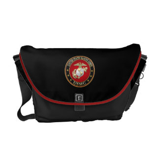 USMC EGA [Special Edition] [3D] Messenger Bag