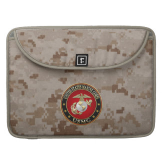 USMC EGA [Special Edition] [3D] Sleeve For MacBook Pro