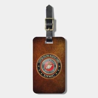 USMC Emblem [Special Edition] [3D] Bag Tags