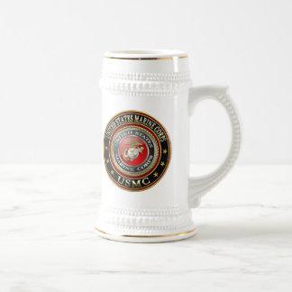 USMC Emblem [Special Edition] [3D] Beer Stein