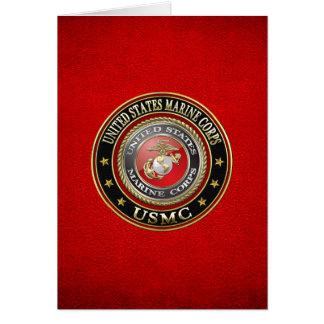 USMC Emblem [Special Edition] [3D] Card