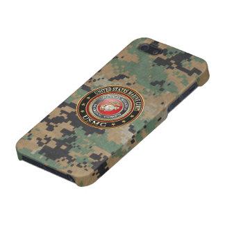 USMC Emblem [Special Edition] [3D] Case For iPhone 5/5S